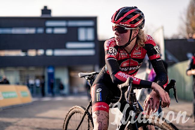 post-race<br /> <br /> Jaarmarktcross Niel (BEL) 2020<br /> Womens Race<br /> <br /> ©kramon