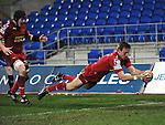 Cardiff Blues V Scarlets 0312