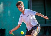 Hilversum, The Netherlands,  August 23, 2019,  Tulip Tennis Center, NSK, Isabelle Heusinkveld (NED)<br /> Photo: Tennisimages/Henk Koster