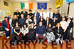 The members of the Churchill Variety Group launch their Springtime variety show in the Spa NS on Monday night.