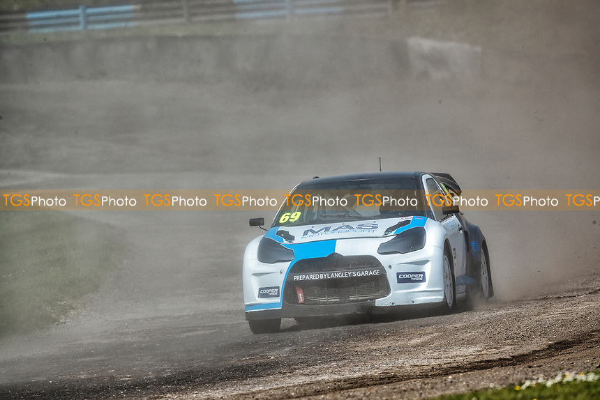 Mike Sellar, Citrino DS3, BRX Supercars during the 5 Nations BRX Championship at Lydden Hill Race Circuit on 31st May 2021