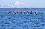 Port Townsend, Rat Island Regatta, Oregon Rowing Unlimited, rowers, kayakers, standup paddlers, racing, Sound Rowers, Rat Island Rowing Club, Puget Sound, Olympic Peninsula, Washington State, water sports, rowing, kayaking, competition,