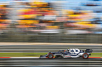 8th October 2021; Formula 1 Turkish Grand Prix 2021 free practise at the Istanbul Park Circuit, Istanbul;  GASLY Pierre fra, Scuderia AlphaTauri Honda AT02