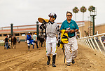 JULY 24, 2021: Tiago Pereira at the Del Mar Fairgrounds in Del Mar, California on July 24, 2021. Evers/Eclipse Sportswire/CSM