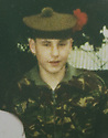05/11/2004  Copyright Pic : James Stewart.File Name : jspa06_scott_mcardle.COLLECT PIC OF OF BLACK WATCH SOLDIER PRIVATE SCOTT MCARDLE WHO WAS KILLED IN IRAQ... PICTURE TAKEN AT HIS PASS OUT PARADE AT CATTERICK......Payments to :.James Stewart Photo Agency 19 Carronlea Drive, Falkirk. FK2 8DN      Vat Reg No. 607 6932 25.Office     : +44 (0)1324 570906     .Mobile  : +44 (0)7721 416997.Fax         :  +44 (0)1324 570906.E-mail  :  jim@jspa.co.uk.If you require further information then contact Jim Stewart on any of the numbers above.........