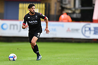 Jason Lowe of Salford City F.C. during Stevenage vs Salford City, Sky Bet EFL League 2 Football at the Lamex Stadium on 3rd October 2020