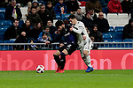 Real Madrid's Brahim Diaz during Copa Del Rey match between Real Madrid and CD Leganes at Santiago Bernabeu Stadium in Madrid, Spain. January 09, 2019. (ALTERPHOTOS/A. Perez Meca)