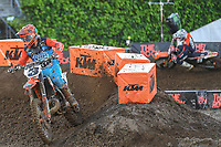 Ryan Marmont (AUS)<br /> 2018 SX Open - Auckland / SX 2<br /> FIM Oceania Supercross Championships<br /> Mt Smart Stadium / Auckland NZ<br /> Saturday Nov 24th 2018<br /> © Sport the library/ Jeff Crow / AME