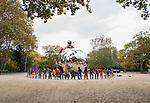 Unveiling Ceremony of the Enlightened Universe Monument in Celebration of the 70th Anniversary of the United Nations