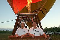 20111117 Hot Air Balloon Cairns 17 November