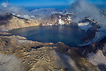 Crater Lake, Mount Katmai, Katmai National Park, Alaska