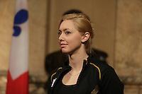 March3rd, 2014 -  Karine Belleau-Beliveau<br /> <br /> Photo : Pierre Roussel