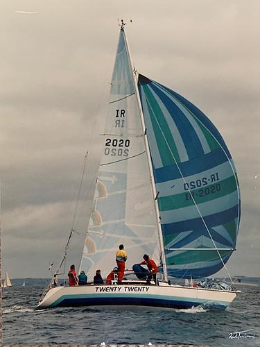 Restorer of MGRS 34 'Twenty Twenty' Has Round Ireland Race Ambition