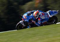 21st August 2020, Red Bull Ring, Spielberg, Austria. MotoGP of Ausria, Free Practise sessions:  Alex Rins ESP / Team SUZUKI ECSTAR