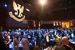 St Johnstone FC Scottish Cup Celebration Dinner at Perth Concert Hall...01.02.15<br /> The audience applauds tthe players at the end of the evening<br /> Picture by Graeme Hart.<br /> Copyright Perthshire Picture Agency<br /> Tel: 01738 623350  Mobile: 07990 594431