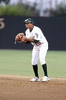Melvin Mercedes - 2012 AZL Athletics (Bill Mitchell)