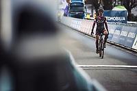 Lotte Kopecky (BEL/Liv Racing) finishing 2nd<br /> <br /> Women's Elite Race<br /> Belgian National CX Championships<br /> Meulebeke 2021<br /> <br /> ©kramon