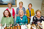Enjoying the evening in Bella Bia on Thursday.<br /> Seated l to r: Maddie Foliter, Jenny Sheehy and Ann O'Brien. Back l to r:  Joan O'Brien, Ann O'Connor and Mary Myers