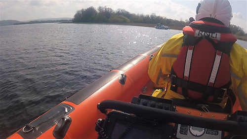 Carrybridge RNLI assisted seven people on two separate call outs at the weekend