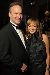Kevin Hanratty and Janet Gurwitch at the Houston Symphony's opening night gala dinner at The Corinthian Saturday Sept. 12, 2009. (Dave Rossman/For the Chronicle)