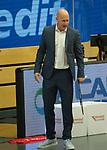 13.11.2020, RASTA Dome, Vechta, GER, easy Credit-BBL, RASTA Vechta vs s. Oliver Würzburg, im Bild<br /> mit  Brett Denis WUCHERER (s.Oliver Würzburg #Headcoach #Coach )<br /> Foto © nordphoto / Rojahn
