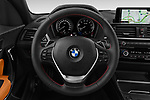 Car pictures of steering wheel view of a 2018 BMW 2 Series Sport 2 Door Coupe