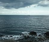Küstenabschnitt 15 Kilometer nördlich von Mytilene