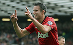 Manchester United v Stoke City 20.10.2012