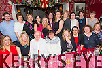 Kerry county Council Accounts Department Christmas Party at Cassidy's on Friday