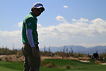 Rory cIlroy (N.IRL) after teeing off on the 3rd tee during Day 2 of the Accenture Match Play Championship from The Ritz-Carlton Golf Club, Dove Mountain. (Photo Eoin Clarke/Golffile 2011)