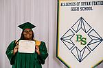 Cummins, Jasmine  received their diploma at Bryan Station High school on  Thursday June 4, 2020  in Lexington, Ky. Photo by Mark Mahan Mahan Multimedia