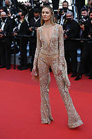 """CANNES, FRANCE. July 6, 2021: Candice Swanepoel at the premiere of """"Annette"""" at the gala opening of the 74th Festival de Cannes.<br /> Picture: Paul Smith / Featureflash"""