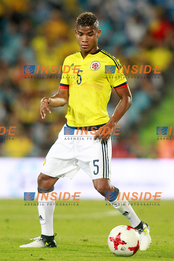 Colombia's Wilmar Barrios during international friendly match. June 13,2017.(ALTERPHOTOS/Acero/Insidefoto)<br /> Camerun - Colombia <br /> Foto Acero/Alterphotos/Insidefoto <br /> ITALY ONLY