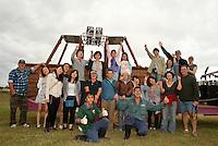 20120428 April 28 Hot Air Balloon Cairns