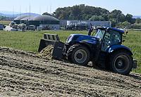 CROATIA, Slavonia, biogas plant / KROATIEN, Slawonien, Biogasanlage der Firma Agro PMD d.o.o. in Medinci bei Slatina