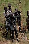Surma Tribe, Lower Omo River, Ethiopia