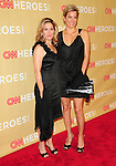 Cat Kora & wife at The 3rd Annual CNN Heroes: An All-Star Tribute held at The Kodak Theatre in Hollywood, California on November 21,2009                                                                   Copyright 2009 DVS / RockinExposures