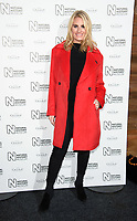 Danielle Armstrong<br /> arriving for the Natural History Museum Ice Rink launch party 2017, London<br /> <br /> <br /> ©Ash Knotek  D3340  25/10/2017