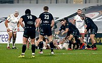 Monday 9th November 2020 | Ulster Rugby vs Glasgow Warriors<br /> <br /> Jamie Dovie during the Guinness PRO14 Round 5 match between Ulster Rugby and Glasgow Warriors at Kingspan Stadium in Belfast, Northern Ireland. Photo by John Dickson / Dicksondigital
