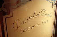 """Europe/France/Rhône-Alpes/69/Rhône/Lyon: Bouchon lyonnais """"Chez Daniel et Denise"""" rue de Crequi"""