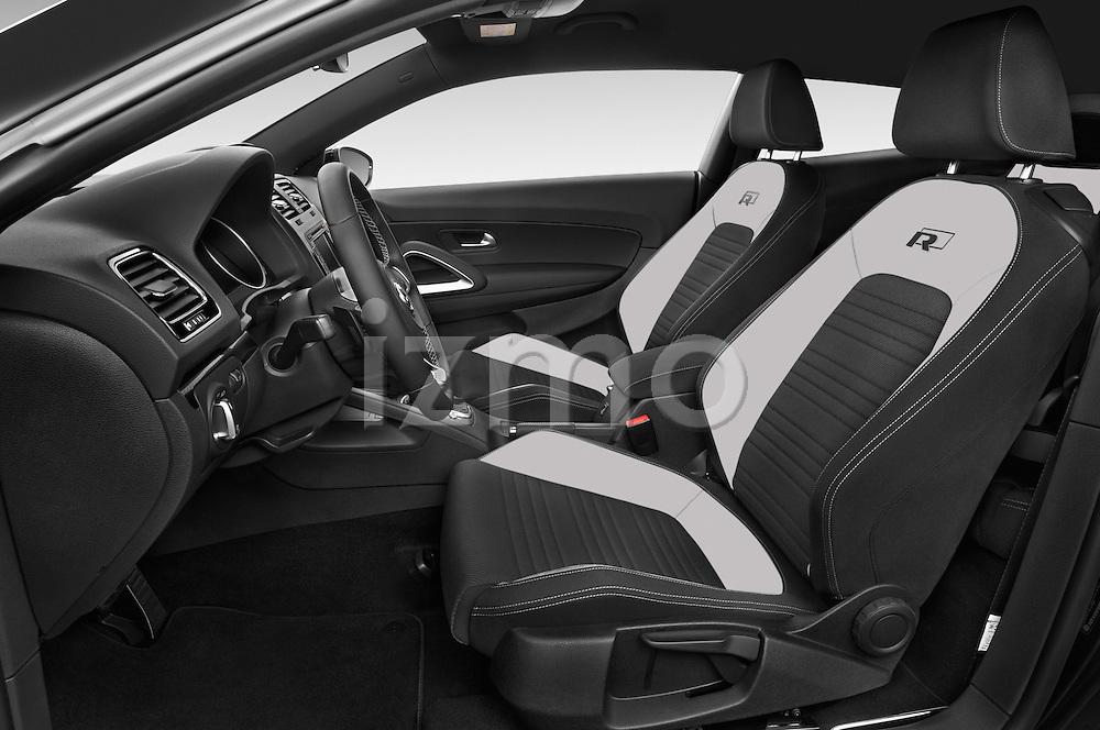 Front seat view of a 2015 Volkswagen SCIROCCO R 3 Door Hatchback 2WD Front Seat car photos