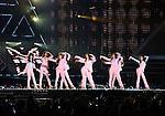 Girls' Generation, Jun 07, 2014 : K-pop girl group Girls' Generation performs at the Dream Concert in Seoul, South Korea.  (Photo by Lee Jae-Won/AFLO) (SOUTH KOREA)