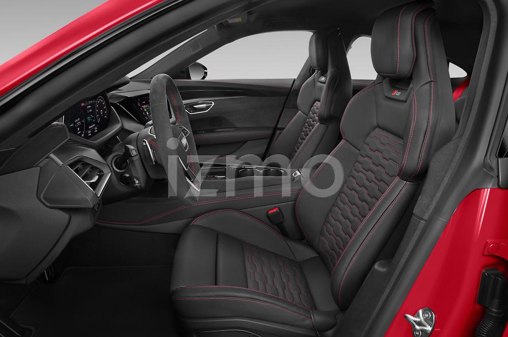Front seat view of 2021 Audi e-tron-GT RS 4 Door Sedan Front Seat  car photos