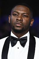"""Rapman<br /> arriving for the """"Blue Story"""" premiere at the Curzon Mayfair, London.<br /> <br /> ©Ash Knotek  D3534 14/11/2019"""