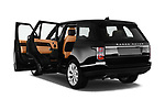 Car images close up view of a 2018 Land Rover Range Rover Autobiography Select Doors Door SUV doors