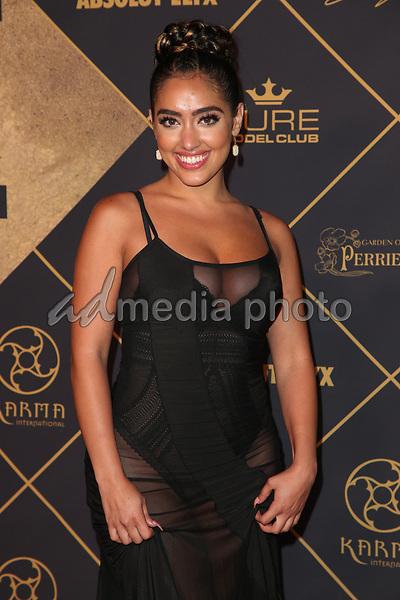 25 June 2017 - Hollywood, California - Inas X. 2017 MAXIM Hot 100 Party held at the Hollywood Palladium. Photo Credit: F. Sadou/AdMedia