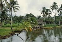 - lagoon of Bluefields (Atlantic coast) ....- laguna di Bluefields (costa atlantica)