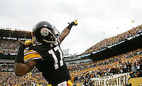 Pittsburgh Steelers vs Cincinnati Bengals 11/4/2011