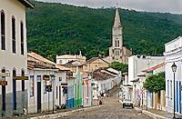 Cidade de Goiás Velho. Goiás. 2007. Foto de Caetano Barreira.