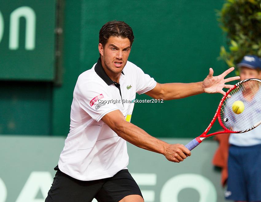 10-07-12, Netherlands, Den Haag, Tennis, ITS, HealthCity Open,   Jesse Hata Galung